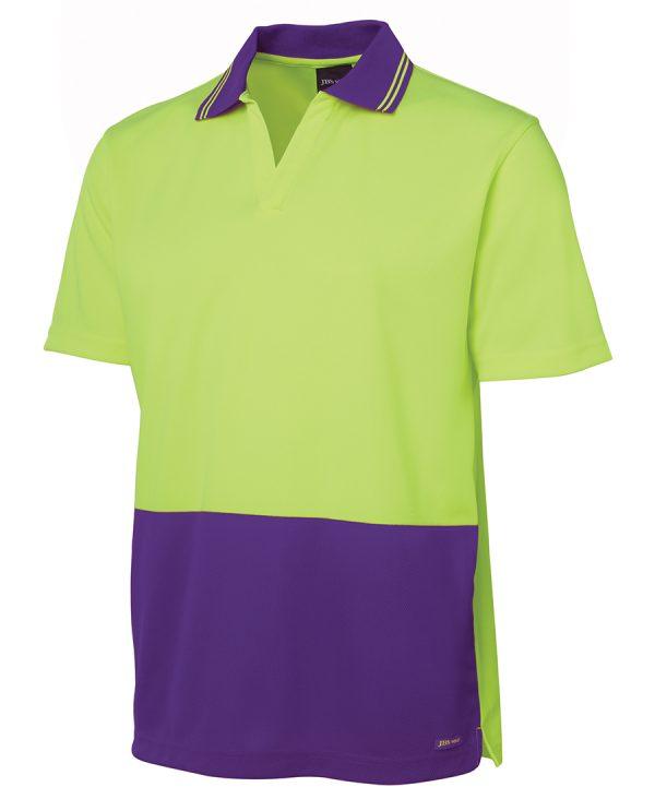 Lime/Purple