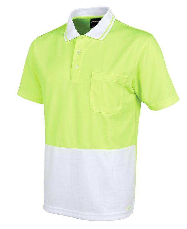 Lime/White
