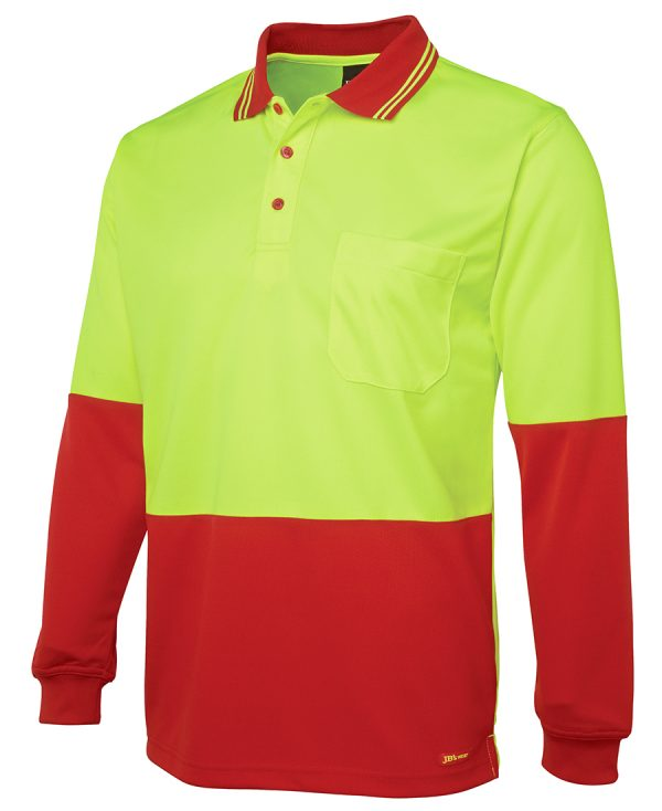 Lime/Red