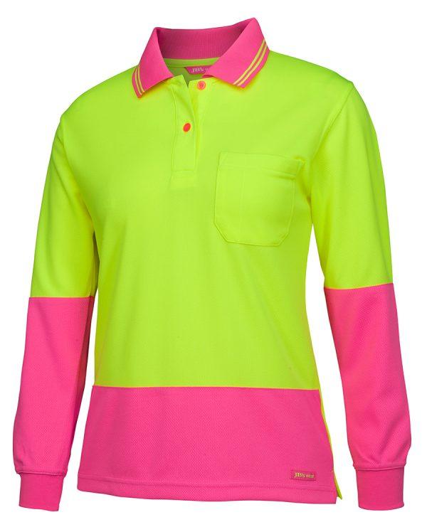 Lime/Pink