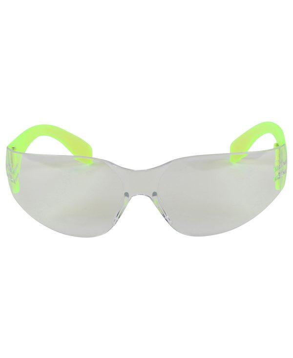 Lime/Clear Anti Fog