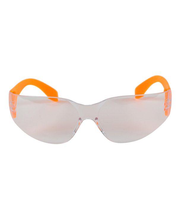 Orange/Clear Anti Fog
