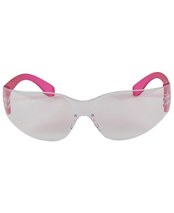 Hot Pink/Clear Anti Fog