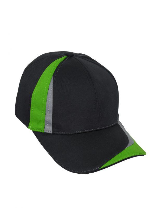 Black/Green/Grey