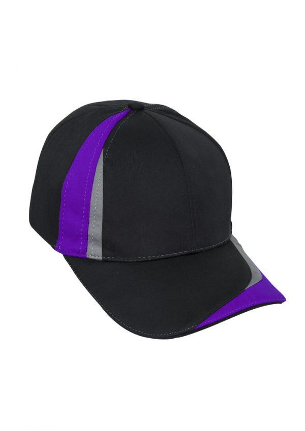 Black/Purple/Grey