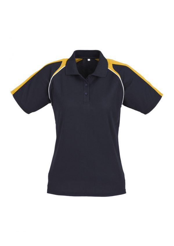 Navy/Gold/White