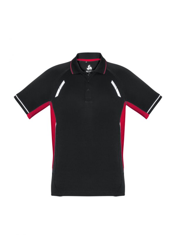 Black/Red/Silver