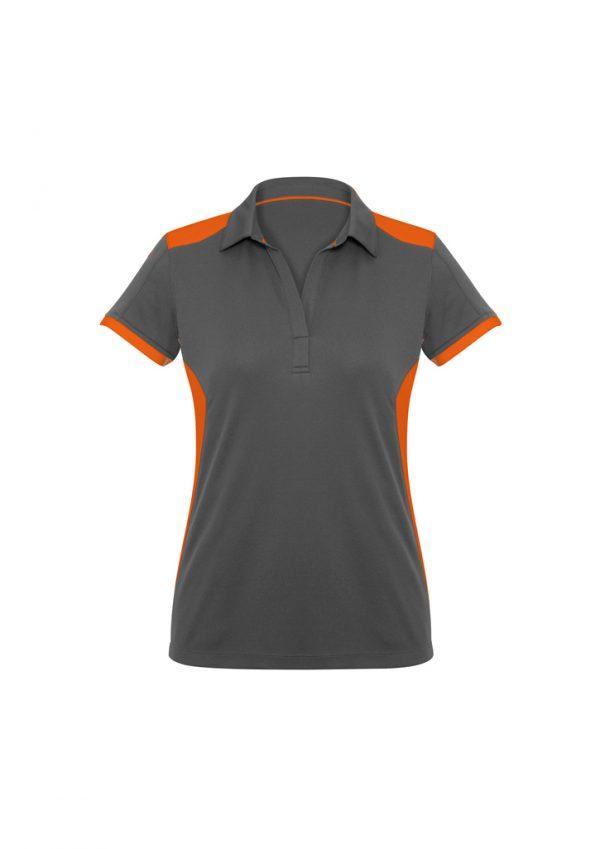 Grey/Orange