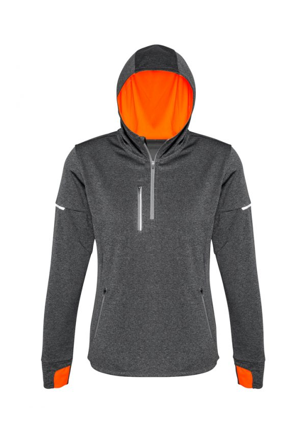 Grey/Fluoro Orange