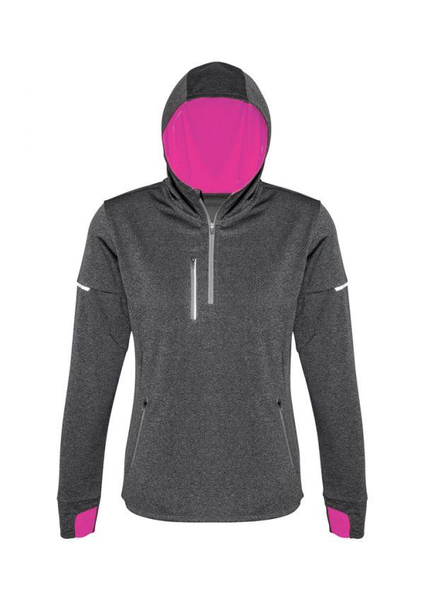 Grey/Fluoro Pink