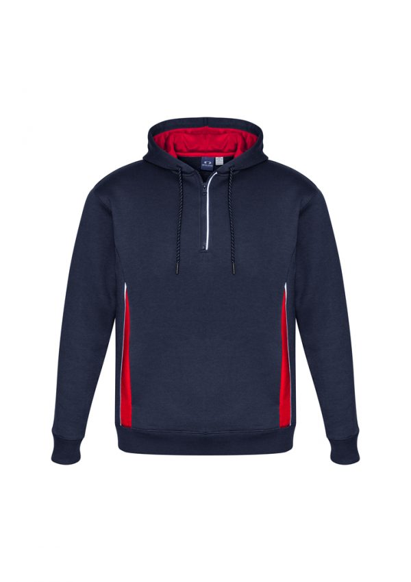 Navy/Red/Silver